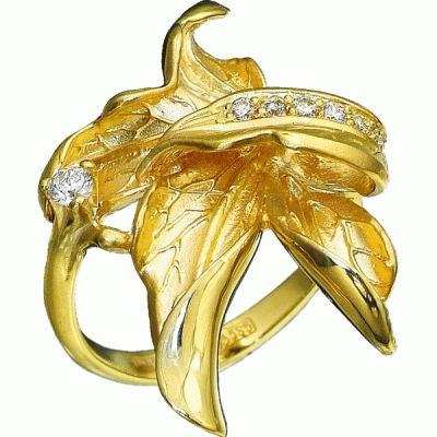 золотое кольцо купить самара 585